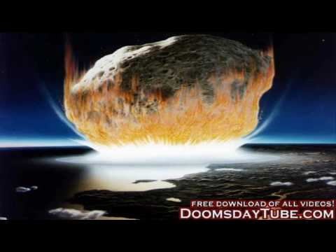 Extinction Asteroid Comet Meteorite Impact scares you to death!!!