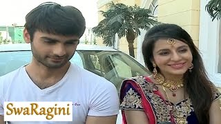 Swaragini | Sanskar & Kavya Interview