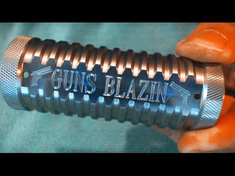 Guns BLAZIN Mech mod - It's a monster