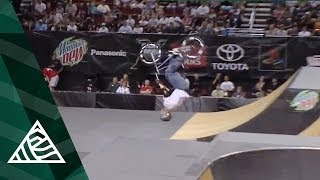 Ryan Nyquist and Dave Mirra at Dew Tour - BMX