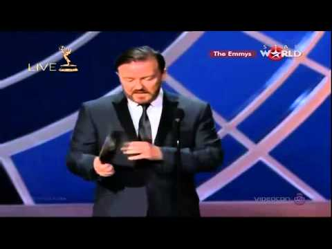 EMMYS 2014 - Sarah Silverman WINS EMMY AWARD FOR OUTSTANDING WRITING FOR A VARIETY SERIES [HD]