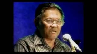 Bersatulah Wahai Orang-Orang Kaya   Chaerul Umam baca Puisi Gus Mus