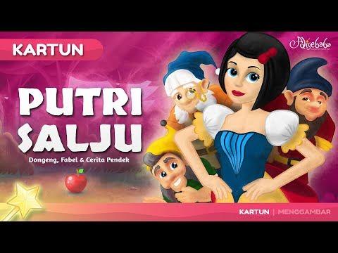 Putri Salju - Kartun Anak Cerita2 Dongeng Anak Bahasa Indonesia - Cerita Untuk Anak Anak