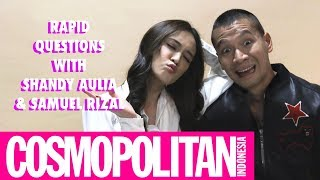 Download Lagu What?! Jadi Shandy Aulia dan Samuel Rizal Saling Benci? | Cosmopolitan Indonesia Gratis STAFABAND