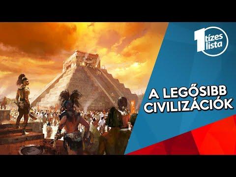 Az emberiség 10 legősibb civilizációja