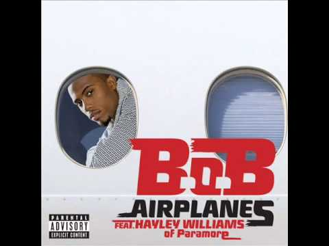 B.o.B ft Hayley Williams & Eminem - Airplanes Pt.1&2 Mixed! (MP3 DOWNLOAD)
