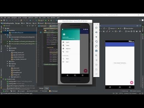 Membuat Aplikasi Android Pertama dengan Android Studio
