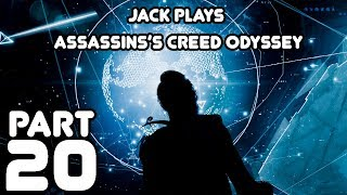 Cyclops vs the Desk! Jack plays Assassin's Creed Odyssey Part 20