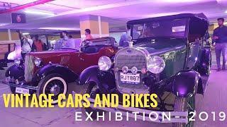 Vintage cars & bikes exhibition 2o19 Mumbai (Worli)