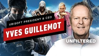 Ubisoft CEO Yves Guillemot Discusses Company's Past, Present, & Next-Gen Future - IGN Unfiltered #41