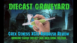 Grex Genesis XGi3 Airbrush  Review