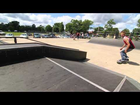 Go Skate Day 2012 Kindboards 2nd Annual Gnar-B-Q (Crosby, MN)