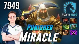 Miracle Punisher Juggernaut - 7949 MMR - Dota 2 Pro Gameplay