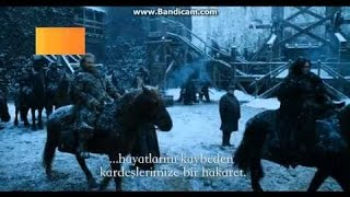 GAME OF THRONES 5 SEZON 8 BÖLÜM FRAGMANLARI 1 2