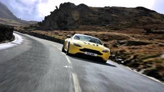 2015 Aston Martin V8 Vantage vs Jaguar XKR S autocar co uk car auto