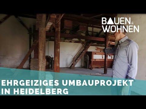 Verwandlung Teil 1 - Wie aus einer alten Mühle ein Wohnhaus wird