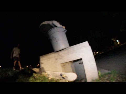 Ethernal Skate Films / The Garbage Man X Gap to Ledge @ Parc Lafontaine Montreal