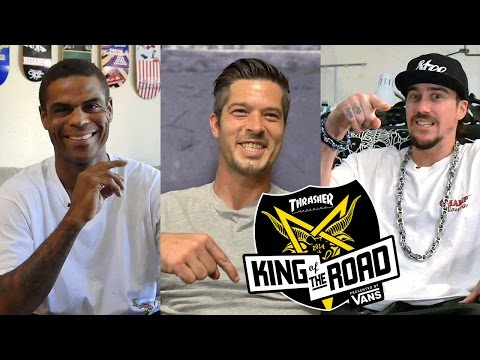 King of the Road 2014: Meet The Mystery Guests