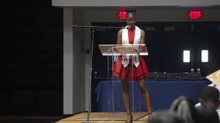 Parkland school shooting survivor delivers graduation address for Freire Charter School