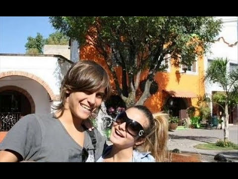 Brenda Asnicar y Andres Gil*