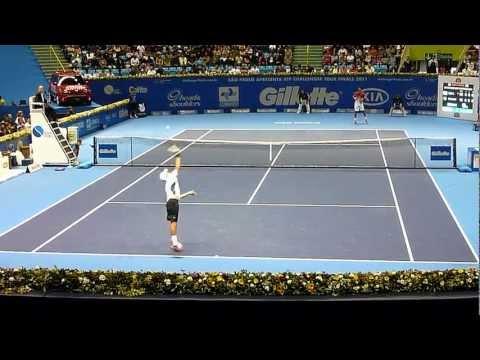 ATP Challenger Finals 2011 - São Paulo HD