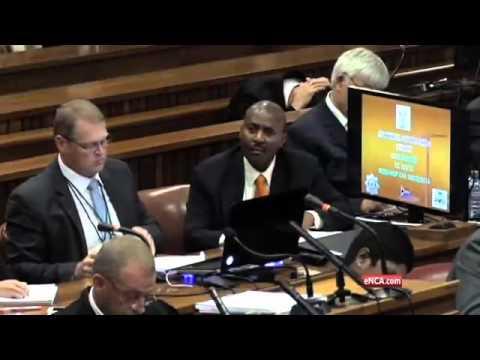 Pistorius Trial: