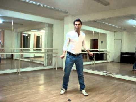 7 базовых элементов клубного танца. Базовый кач №5