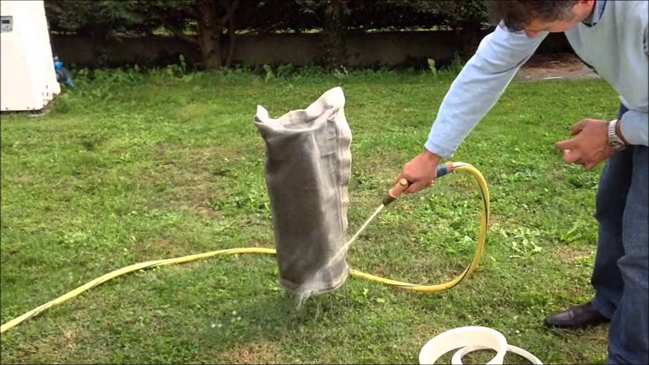 d monstration nettoyage poche de filtration piscines desjoyaux youtube. Black Bedroom Furniture Sets. Home Design Ideas