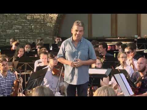 Zuglói Filharmónia Zeneiskolai Zenekar (2019) - Gábor Horváth conducting  Leoncavallo