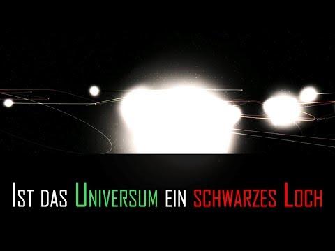 Ist das Universum ein schwarzes Loch?