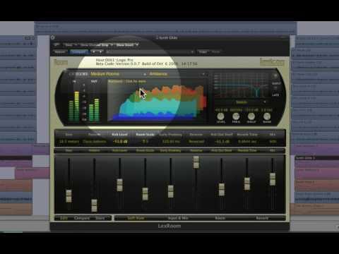 PCM Native Reverb Plugin Bundle AES 2009 Video