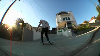 Sean Pablo and friends in the Converse Cons CTAS Pro