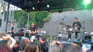 RÜfÜs Du Sol Sundream Live A Full Moon Fest Nyc 2015 Hd