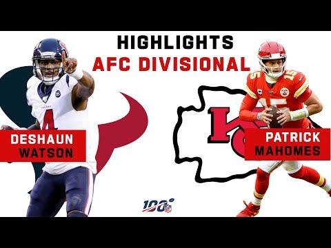 Mahomes & Watson's EPIC QB Duel   NFL 2019 Highlights