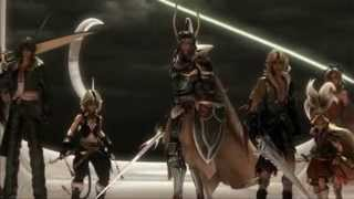 Dissidia Final Fantasy - Intro (The Best Intros)