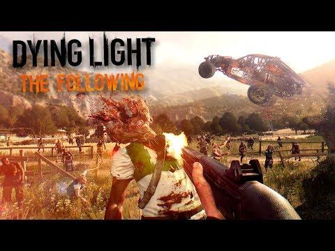 РАЗНОСИМ ЗОМБИ ГОЛОВЫ!! - Dying Light: The Following Прохождение #4