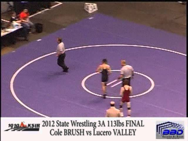 Conrad Cole 3A Final