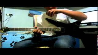 Linkin Park - What Ive Done - Persian Cover + How To Play On Guitar.flv