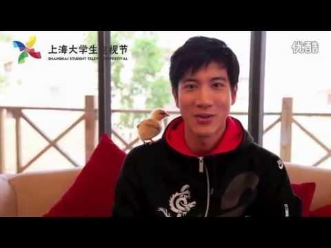 Wang Leehom : Shanghai Student Television Festival 2012