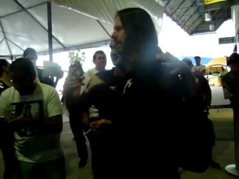 Gary Holt e Lee Altus, do Exodus no MOA 2012
