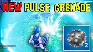 *NEW* IMPULSE GRENADE UPDATE (Fortnite Battle Royale)