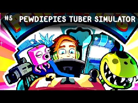 Pewdiepie's tuber simulator gameplay pl | LEVEL 10