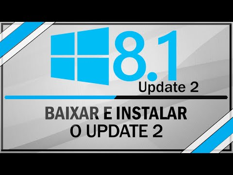Como Baixar e Instalar o Update 2 do windows 8.1 - Oficial da Microsoft