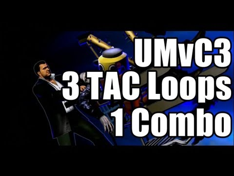 3 TAC loops in 1 combo [Mini TAC CMV]