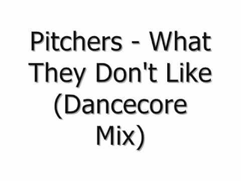 Pitchers - What They Don