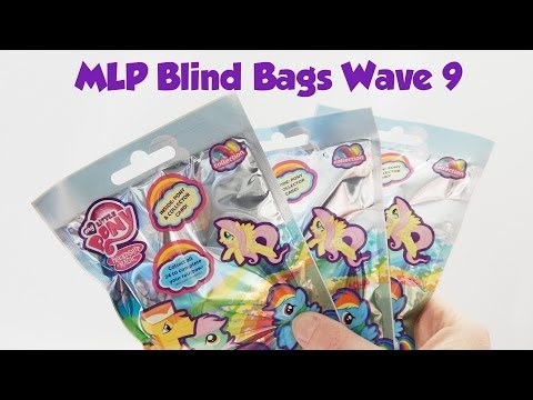 My Little Pony Blind Bags Wave 9