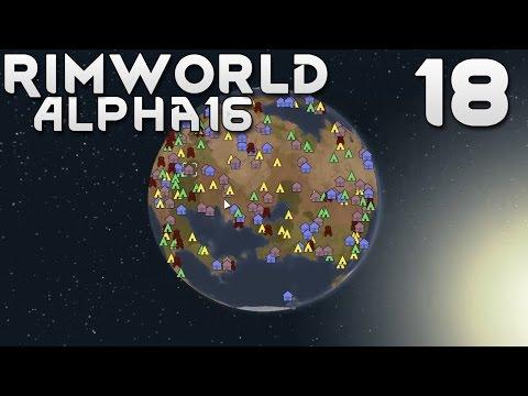 Прохождение RimWorld Alpha 16 EXTREME: #18 - РЕНДИ ПЫТАЛСЯ!