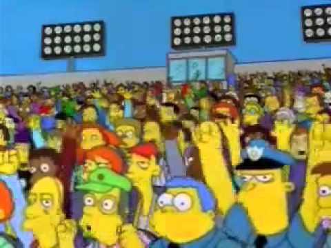 Los Simpsons Mundial Fifa Sudafrica 2010