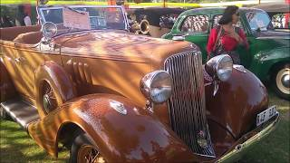 4K Top 10 old cars in India | Vintage car exhibition in Jaipur 2019 | Vintage and Classic Car