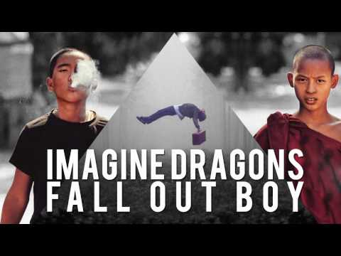Imagine Dragons ft. Fall Out Boy - Radioactive in The Dark